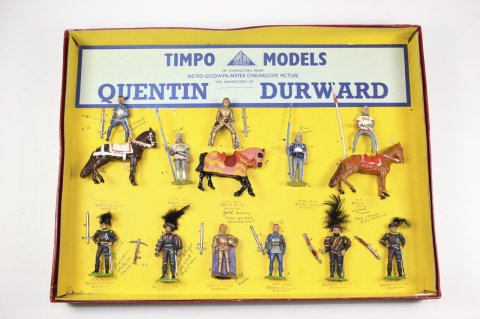 Old Toy Soldier Auctions - Next Auction