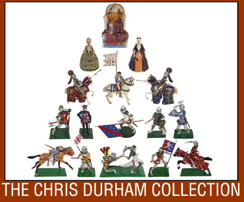 The Chris Durham Collection Courtenay - Greenhill  Greenwood & Ball Courtenay Vertunni Ping September OTSA Auction
